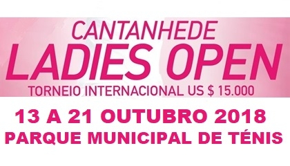 Cantanhede Ladies Open 2018