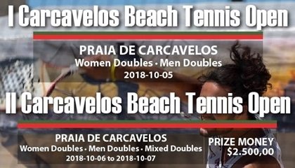 Carcavelos Beach Tennis Open