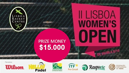 II Lisboa Women Open