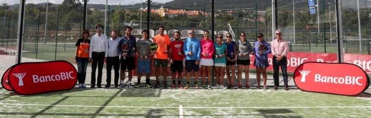 Campeonato Nacional Absoluto de Padel 2016 / Taça Banco BIC