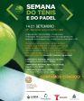 Semana do Ténis & Padel 2014