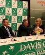 Taça Davis - Sorteio