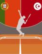 TAÇA DAVIS (Portugal vs Tunísia)
