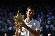 E temos Djokovic!
