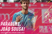 João Sousa, a alma de guerreiro