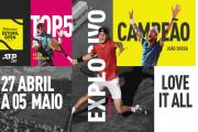 Juventude irrequieta no Estoril Open