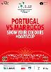 Portugal vs Marrocos - Março 2015