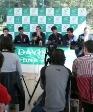 Taça Davis - Conferência de Imprensa