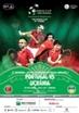 Portugal vs Ucrânia - Abril 2017