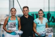 Consolidação de Francisca Jorge no Tennis Club da Figueira da Foz